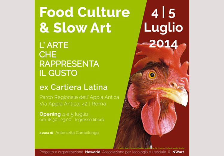 Food Culture & Slow Art