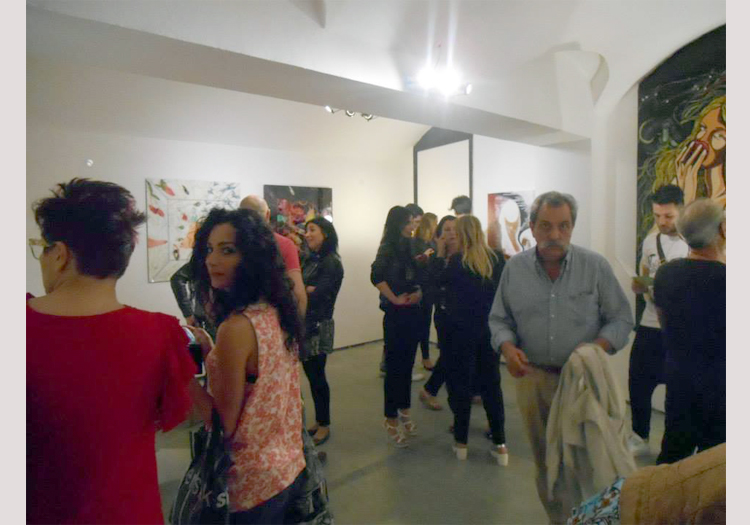 Food Culture & Slow Art - StepDue Milano 2015.