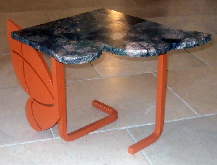 Tavolino Salotto Verde : Butterfly tavolino da salotto studio iardino
