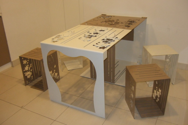 Tavolo con sgabelli impressionante unico tavolo alto con