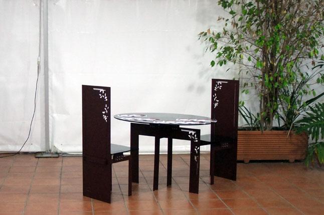 Studio iardino tavolo da giardino ennio for Tavolo da studio
